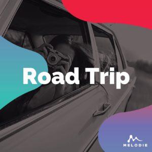 Road trip stock music playlist