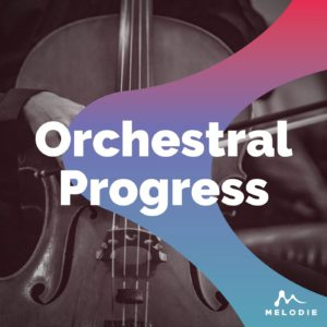 Orchestral progress music playlist