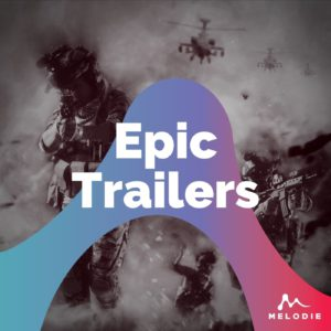 Epic trailers stock music playlist
