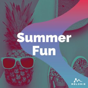 Summer Fun stock music playlist