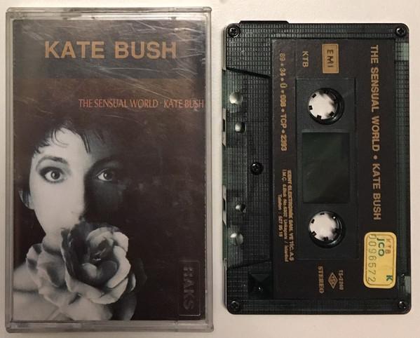 kate bush cassette